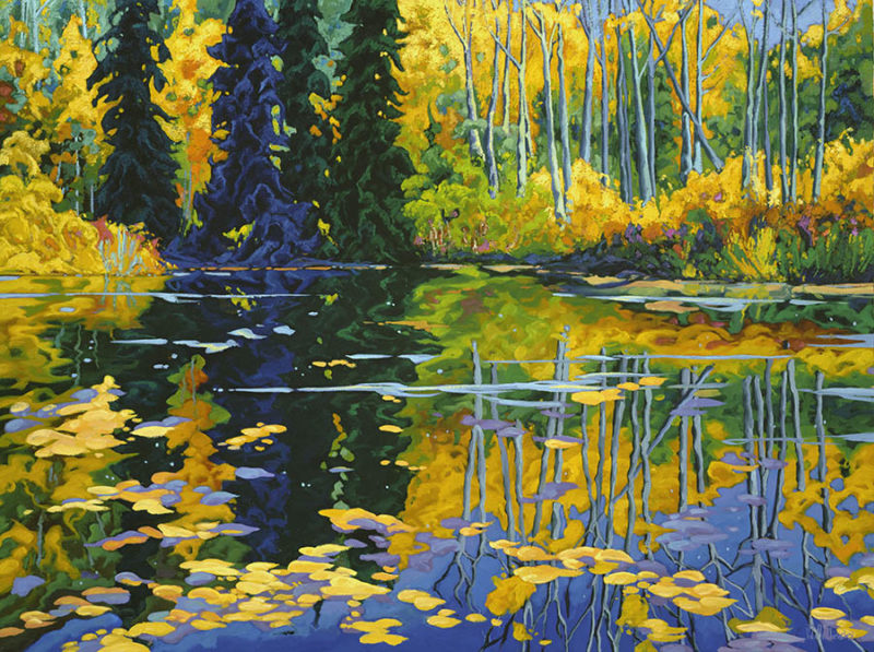 Dominik Modlinski-autumn gold