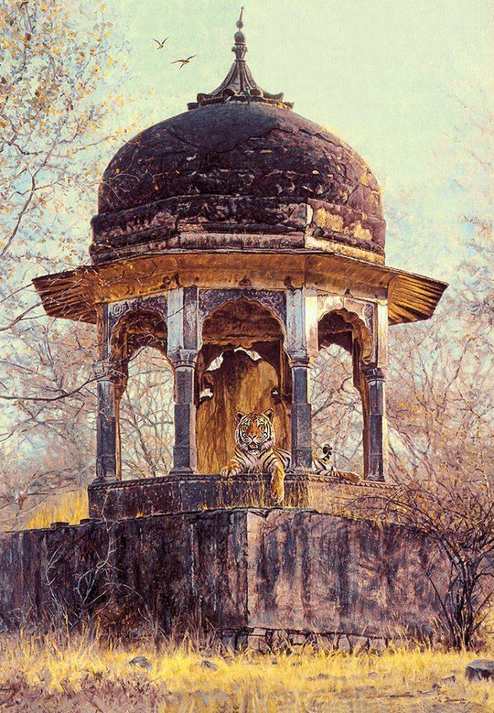 John Banovich-Jewel of India
