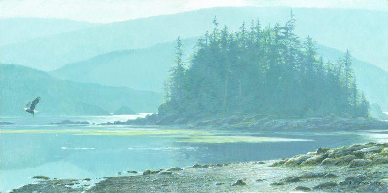 Robert Bateman-Along the Coast