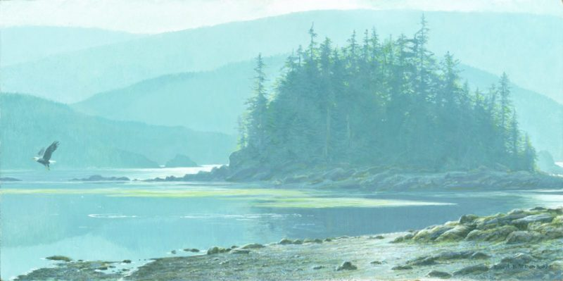 Robert Bateman-Along the Coast