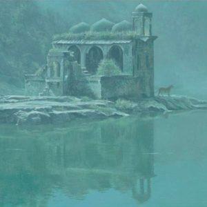 Robert Bateman-Hindu Temple