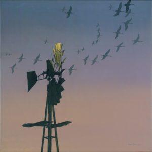 Robert Bateman-Windtalkers
