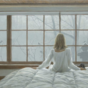 Robert Bateman-birdwatching