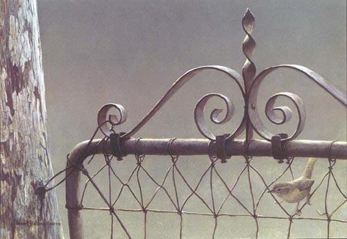 Robert Bateman-gatekeeper