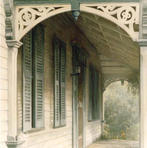 Robert Bateman-lucas porch
