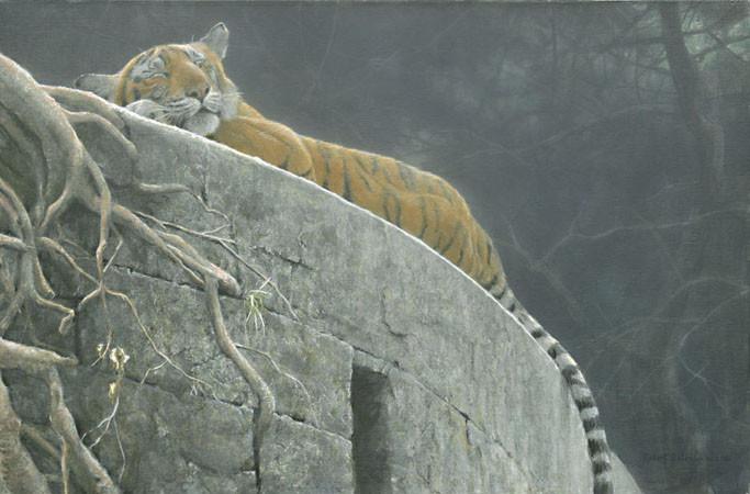 Robert Bateman-old fort tiger
