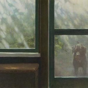 Robert Bateman-screened porch