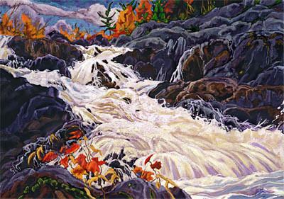 Dominik modlinski-black rock rapids