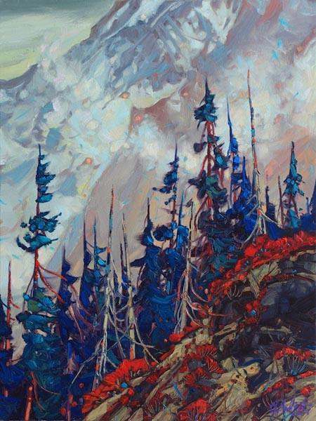 Dominik Modlinski-mountain mist