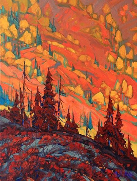 Dominik modlinski-sonata in orange