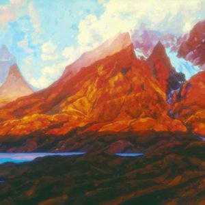 Dominik modlinski-sunrise over the torres