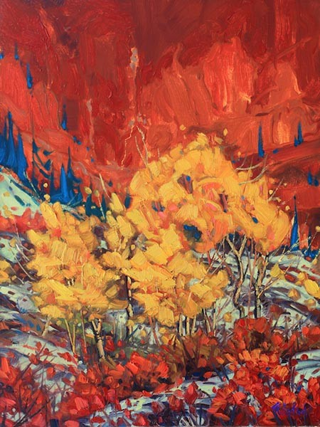 Dominik modlinski-yellow trail