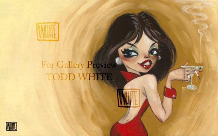 todd white-my three favorite words