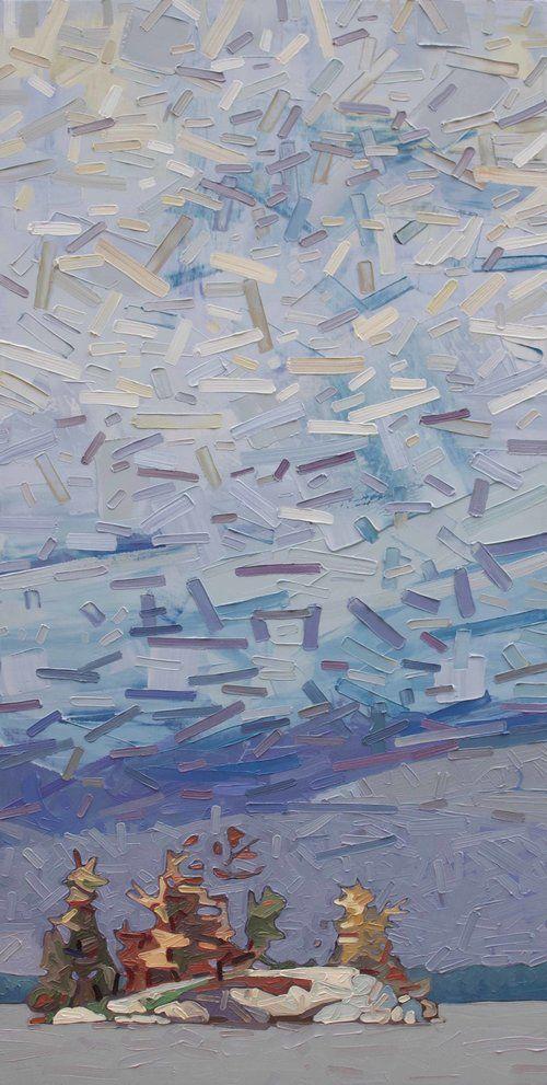 David Grieve-Joes Island