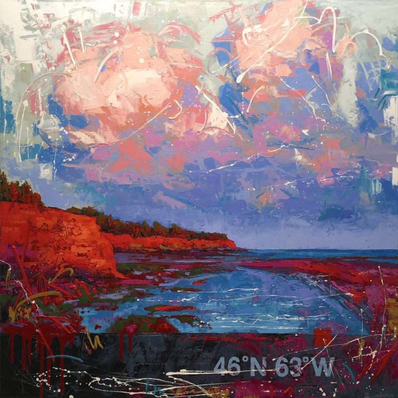 Brian Lorimer-46N63W Argyle Shore PEI