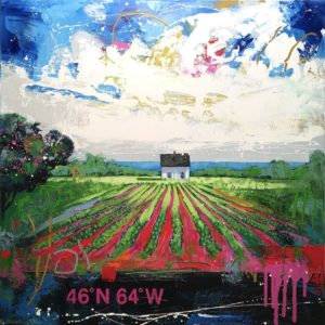 Brian Lorimer-46N64W Potato Field PEI