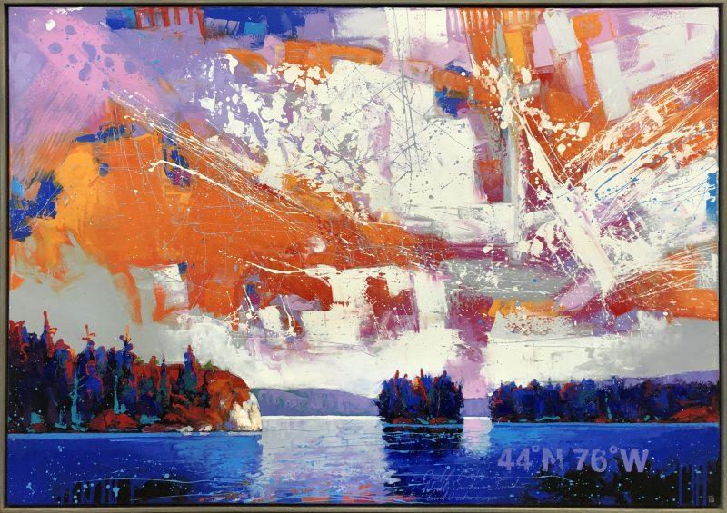 Brian Lorimer - 44N76W - Crotch Lake