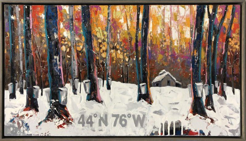 Brian Lorimer - 44N76W - Sugar Shack