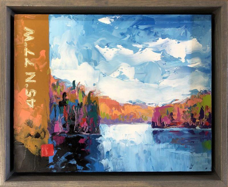 Brian Lorimer - 45N74W - Lake