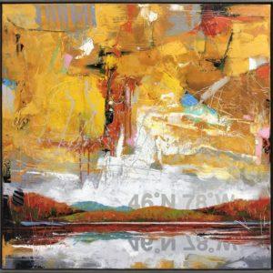 Brian Lorimer - 46N78W - Yellow Sky