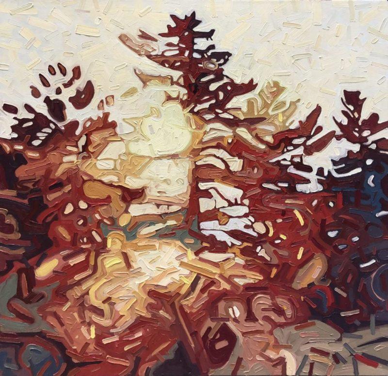 David Grieve - Shifting Pine 1